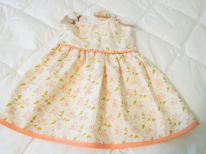 itty bitty baby dress