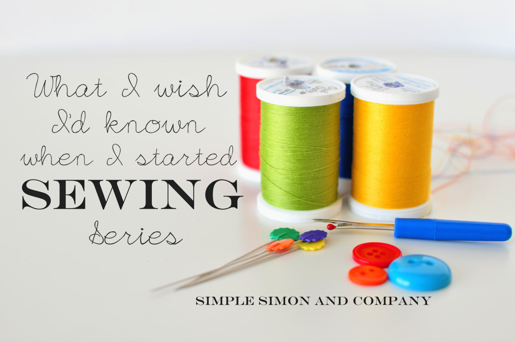 sewing series button