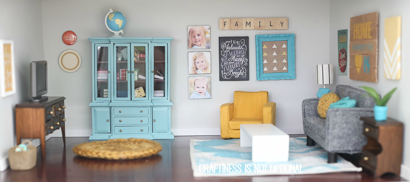 diy dollhouse furniture. Amazing DIY Dollhouse By Craftiness Is Not Optional Diy Furniture R