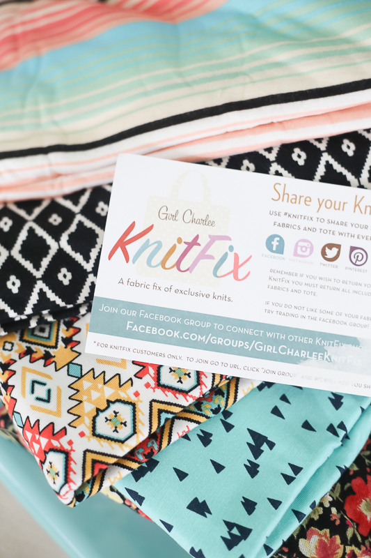 Girl Charlee Knit Fix review and giveaway