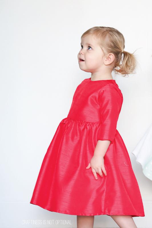 avas 510 christmas dress - Red Dress For Christmas