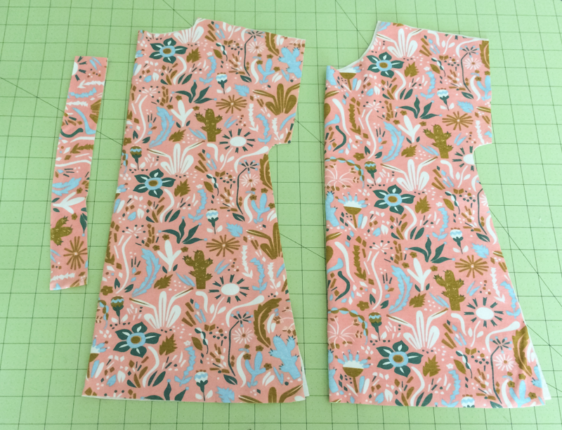 scrunch top free pattern and tutorial for birch fabrics-instructions
