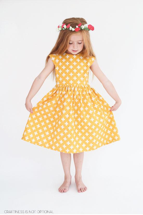 four corners 5&10 designs dress
