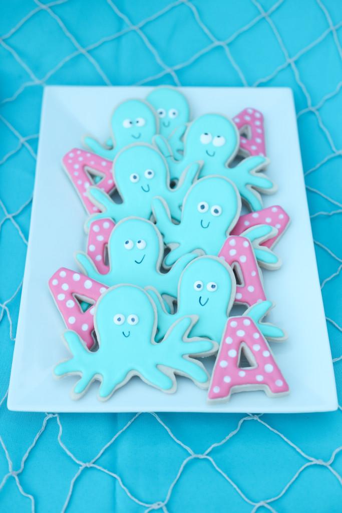 kraken birthday party