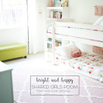 bright-and-happy-shared-girls-room-craftiness-is-not-optional
