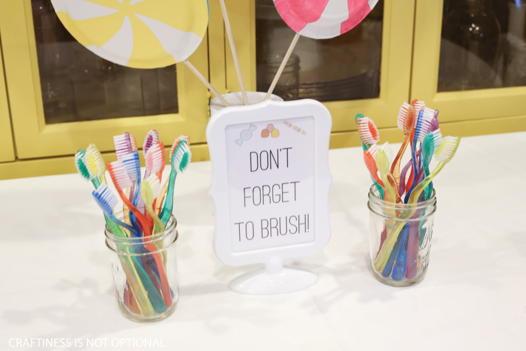 candy shoppe birthday party