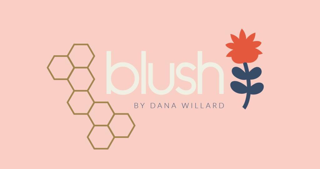 BLUSH fabrics logos - 3